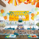 Bright And Chic Octonauts Birthday Party