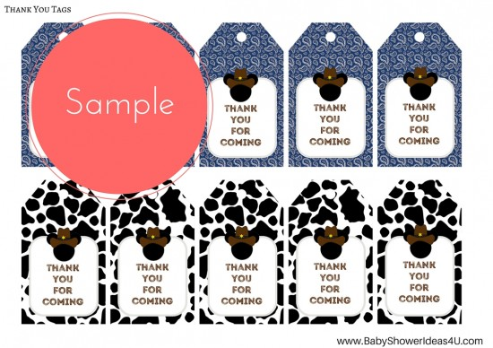 FREE_Cowboy-little-mickey-mouse-printable A4 thank you tags
