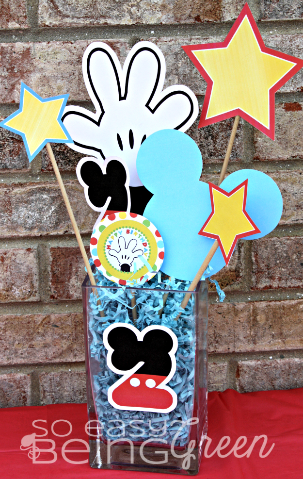 mickey mouse clubhouse birthday party birthday party