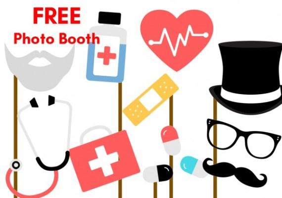 Free-Doctor-Nurse-Hospital-Photobooth-Props