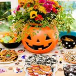 Playful and Spooky Pumpkin Halloween Party
