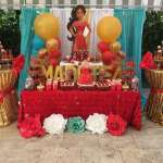 Fashionable Elena Of Avalor Birthday Party