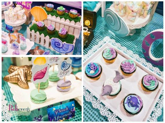Bubbling-Under-The-Sea-Birthday-Cupcakes