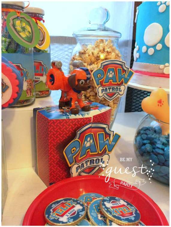 Colorful-Paw-Patrol-Birthday-Party-Popcorn