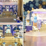 Royal Mickey Mouse Birthday Party Extravaganza
