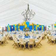 Blue-And-Yellow-Royal-Prince-Birthday-Venue