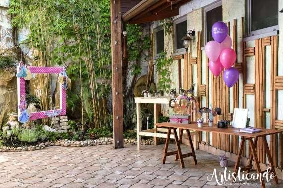 Magical-Pink-And-Purple-Twin-Celebration-Outdoor-Venue