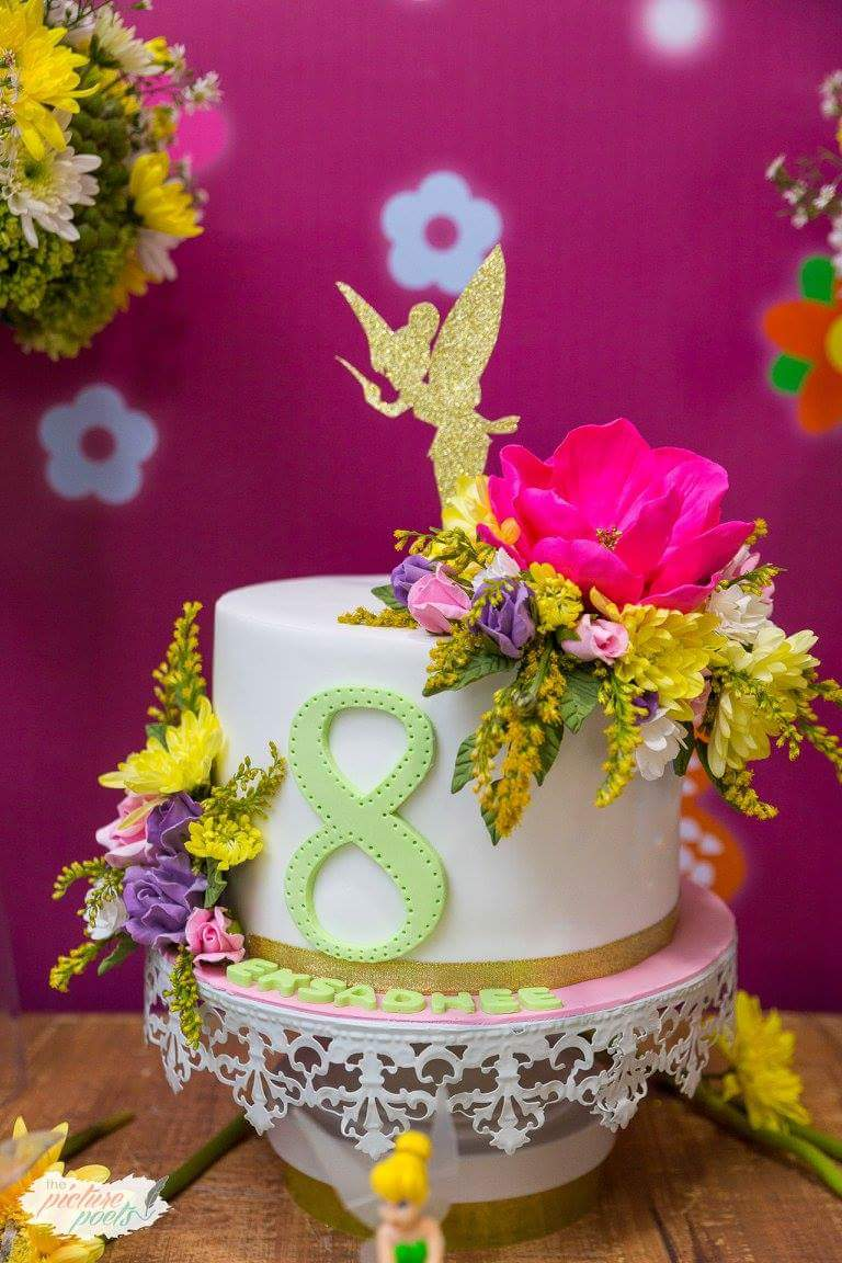 Magical Tinkerbell Party - Birthday Party Ideas & Themes
