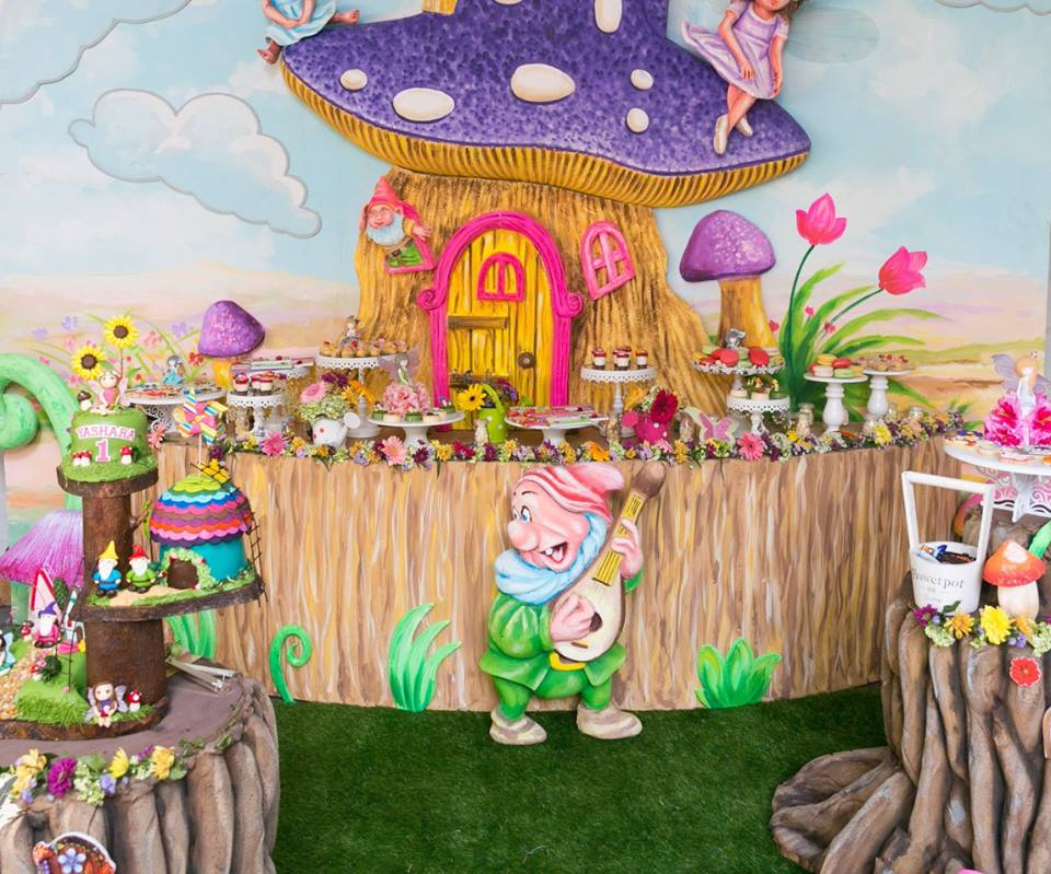 Magical Fairy Garden Oasis Birthday Birthday Party Ideas Themes