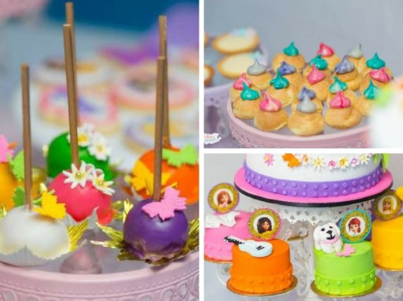 Modern Lego Friends Birthday