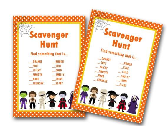 scavenger-hunt-halloween-versions