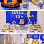 Basketball Party Inspirations