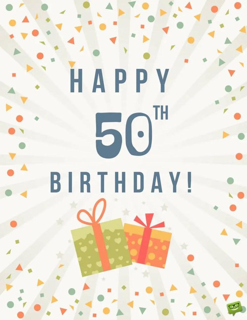 Large Of Happy Birthday 50