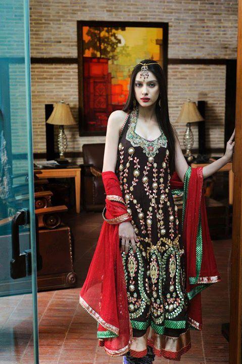 new bollywood dresses designs 2013