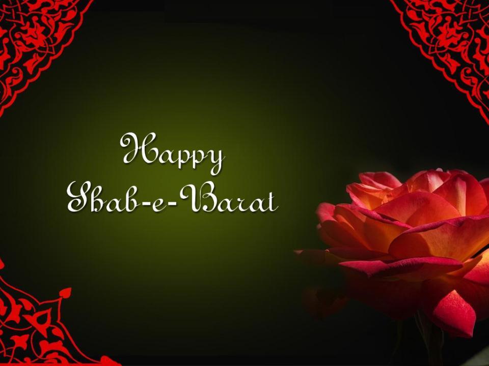 Happy Shab-e-Barat Mubarak Wallpapers