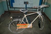 Fahrradversand mit der chinesischen Bahn