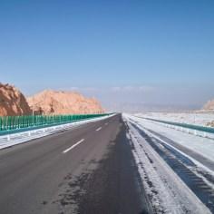 Topa, Autobahn, Kashgar