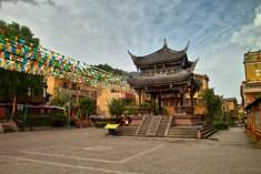Tempel in Shuimo