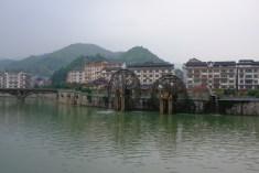 Die Wasserräder von Rongjiang