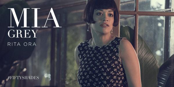 Rita Ora en 'Cincuenta sombras de Grey'