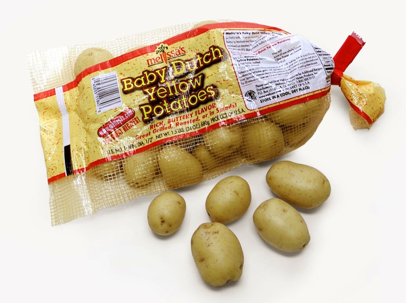 Large Of How Many Potatoes In A Pound
