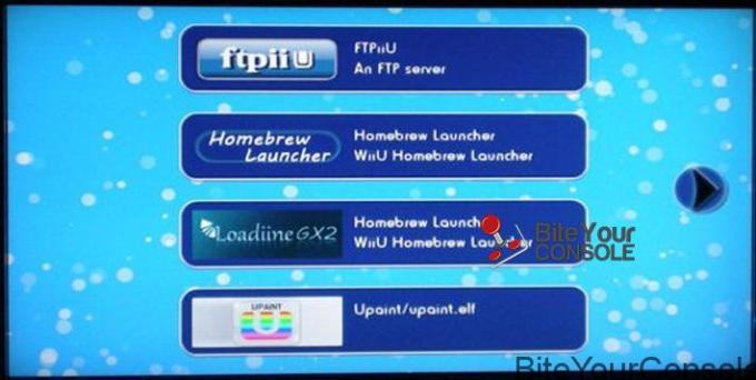 homelauncher