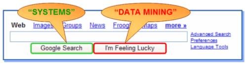 Systems vs. Data mining