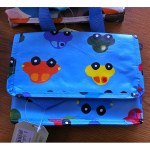 Kids Lunchbox with Cars Pattern