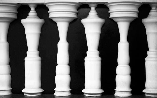 People pillars