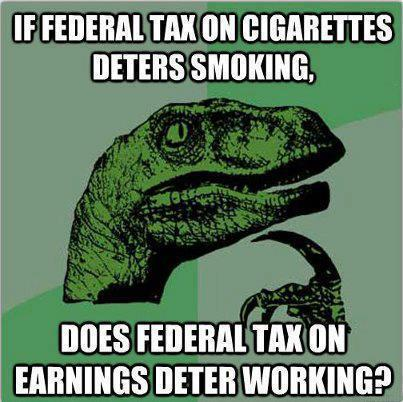 Federal tax question