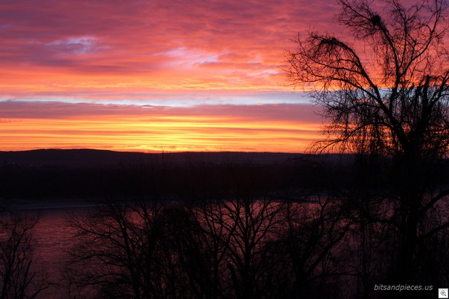 Sunrise jan 30
