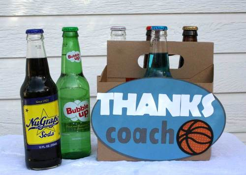 Easy Coaches Gift Idea