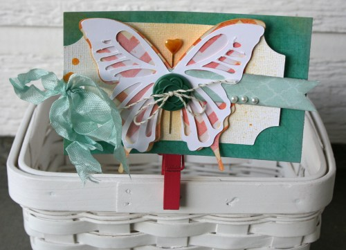 Butterfly Gift Clips