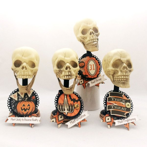 Halloween Party Costume Awards