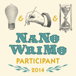 National Novel Writing Month 2014 Entry