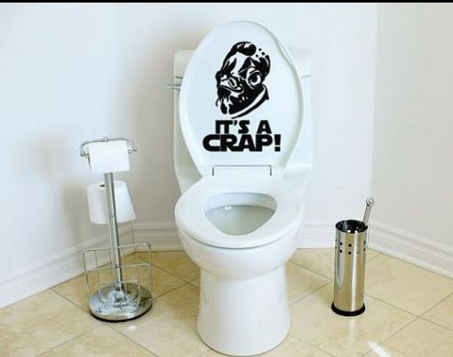 akbar crap toilet