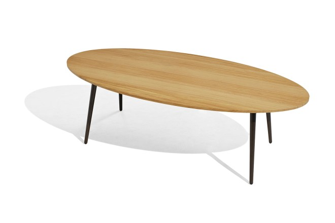 Vint / Oval low table