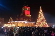 Brașovul atrage mai mulți turiști de sărbători