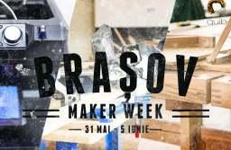 Maker Week Brașov, săptămâna în care imprimantele 3D fac legea în oraș