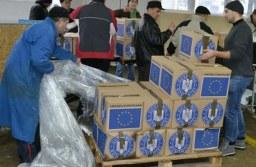 Stocul cu alimente europene începe să se epuizeze. Peste 2.000 de persoane au beneficiat de acest ajutor în numai o săptămână