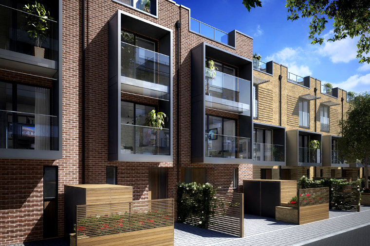 5 Top Advantages of Buying a New Townhome in an Old Neighbourhood