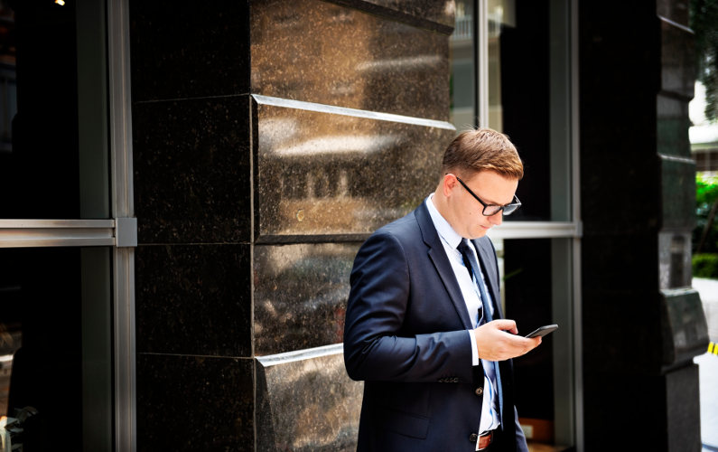 Mobile Workforce and the Case of Data Security