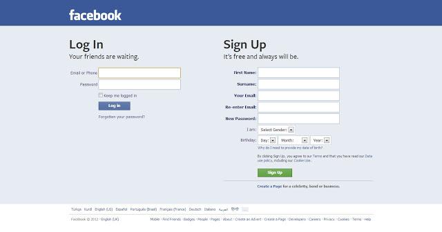 Dating facebook.com