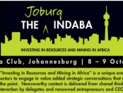 Jhb mining Indaba