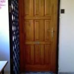 9 kazettás bejárati ajtó