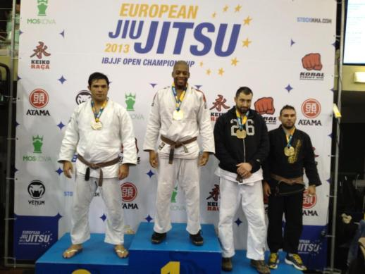 Kenneth Brown BJJ Accomplishments