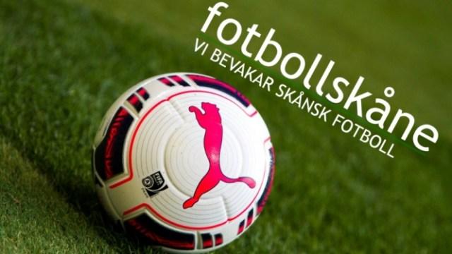 Fotbollskane
