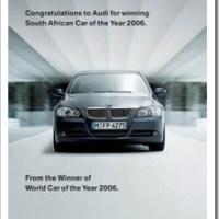Car Advert Wars circa 2006
