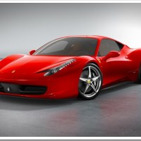 Ferrari F458 Italia. McLaren and Merc Se Moer!