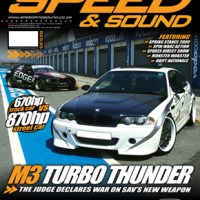 Passenger Road Test: The SAVSPEED BMW M3 Turbo
